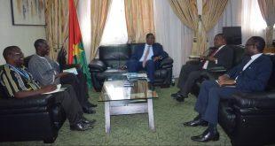 Le Représentant Pays du PNUD salue les efforts du Burkina dans le secteur de l'énergie