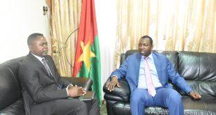 Défis du secteur de l'énergie : Le PNUD prêt à accompagner  le Burkina Faso