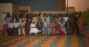 Dialogue entre les jeunes et les institutions : « Comment imaginer le développement du Burkina Faso, sans ces jeunes-là » dixit le ministre de l'Energie, DR Bachir Ismaël OUEDRAOGO