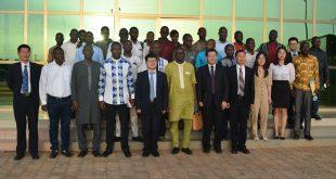 Consolidation des liens d'amitié et de coopération Sino-Burkinabé, les acteurs du secteur de l'énergie à la découverte du parcours chinois