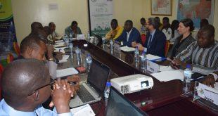 Projet d'Appui au Secteur de l'Electricité (PASEL) Une Mission d'appui de la Banque Mondiale vient s'enquérir de l'état d'avancement des activités
