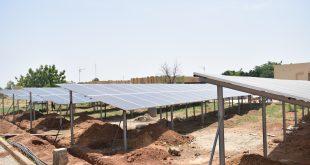 Réduction de la consommation énergétique dans les bâtiments publics, une mini-centrale solaire bientôt opérationnelle au CHR de Tenkodogo
