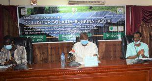 Cluster solaire : promouvoir les entreprises énergétiques locales