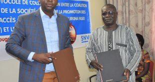 Promotion des énergies renouvelables : La CNPDER/BF et le Ministère de l'Energie en synergie d'actions