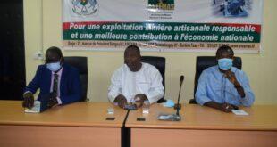 Energie, Mines et Carrières au Burkina Faso : Dr Bachir Ismaël OUEDRAOGO, invite ses collaborateurs au travail et aux résultats