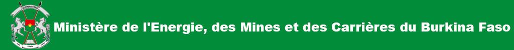 Ministère de l'Energie, des Mines et des Carrières